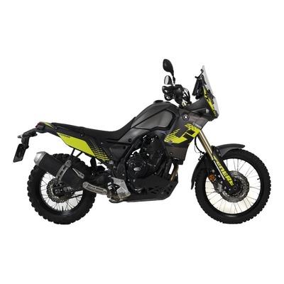 Kit déco complet Uniracing Yamaha Ténéré 700 19-21 jaune/noir