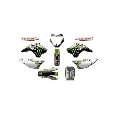 Kit déco D'COR Monster Camo YCF Pilot 16-17
