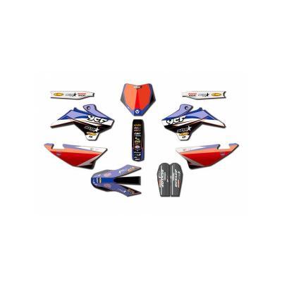 Kit déco D'COR Star Racing YCF Pilot 16-17