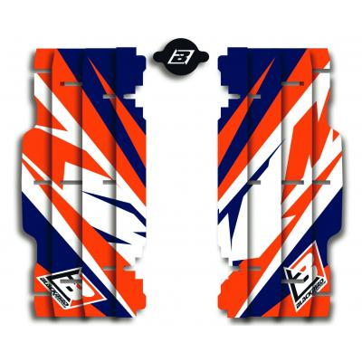 Kit déco de grille de radiateur Blackbird Replica Team Marchetti Racing 16 pour KTM SX/SX-F 16