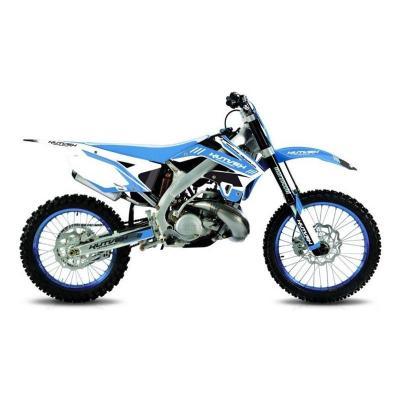 Kit déco Kutvek Chrono bleu TM EN 450FI