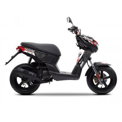 Kit déco Kutvek Yasuni Factory MBK 50 Stunt rouge/blanc