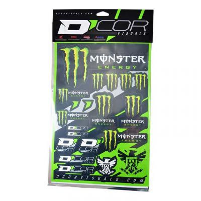 Kit déco Monster Energy
