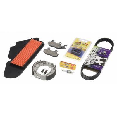 Kit entretien C4 Kymco Agility 50 4T 10 pouces