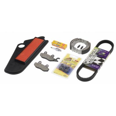 Kit entretien C4 Kymco Agility 50 4T 12 pouces
