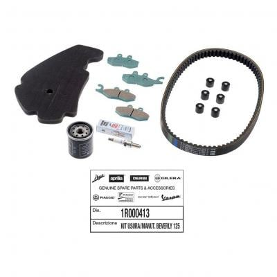 Kit entretien Piaggio Beverly 125