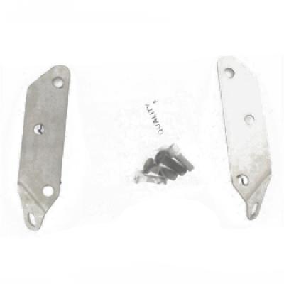 Kit fixation bulle Givi 214DT Honda Silver Wing 400 06-09