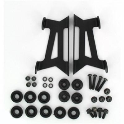 Kit fixation bulle Givi 315DT Honda Forza 250 X / EX 08-12