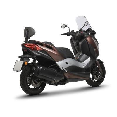 Kit fixation de dosseret Shad Yamaha 300i X-Max 17-20