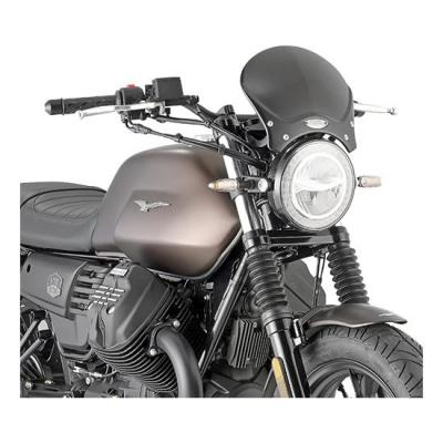 Kit fixation Givi pour saute vente 100AL, 100ALB, 140A et 140S Moto Guzzi V7 III Stone Night 2019