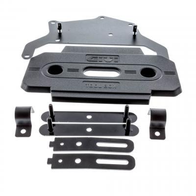 Kit fixation Givi S250 sur supports PL/PLR BMW R1200GS 13-17