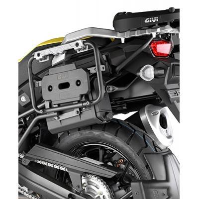 Kit fixation Givi S250 sur supports PL/PLR Suzuki DL 1000 V-STROM 17-