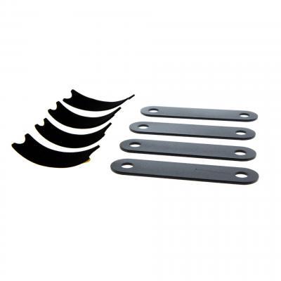 Kit fixation pare-brise Givi 130DT Yamaha Majesty 125-150-180 01-11