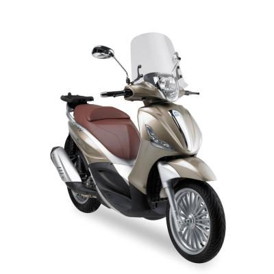 Kit fixation pare-brise Givi 357A Piaggio Beverly 125ie-300ie 10-18