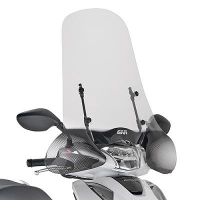 Kit fixation pare-brise Givi Honda 125l/150l SH 2017
