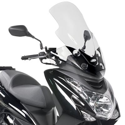 Kit fixation pare-brise Kappa Yamaha 125 Majesty S 14-17