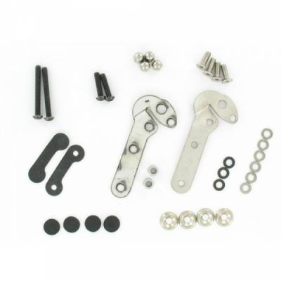 Kit fixation pour Givi 245A Yamaha MT-03 600 06-14