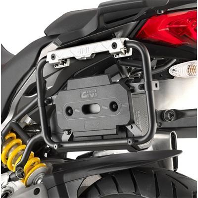 Kit fixation pour Tool Box Givi sur supports PL/PLR Honda NC750X 16-17