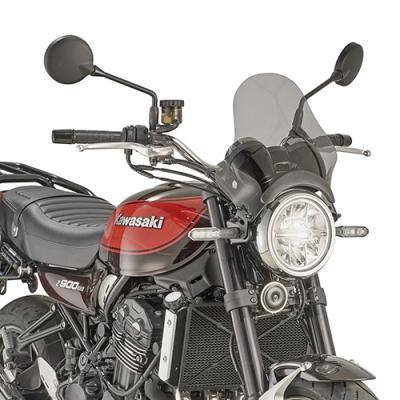Kit fixation saute vent Kappa KA200/210 Kawasaki Z 900RS 2018