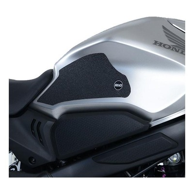 Kit grip de réservoir R&G Racing noir Honda CB 650 R 19-21