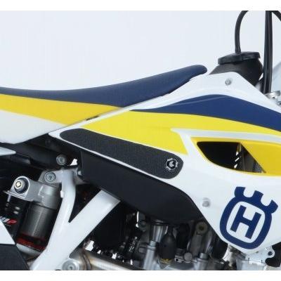 Kit grip de réservoir R&G Racing noir Husqvarna FS 450 15-18