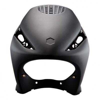 Kit habillage noir mat Zip 2/4T AC