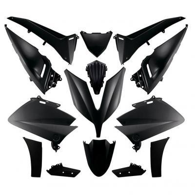 Kit habillage noir Yamaha T-Max 530 2015-16