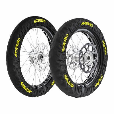 Kit housses de roue Acerbis X-Tire noir