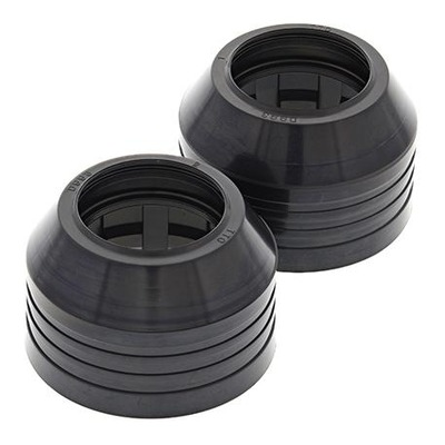 Kit joints cache poussière de fourche All-Balls Racing 57-117 pour Yamaha YZ 490 83-90