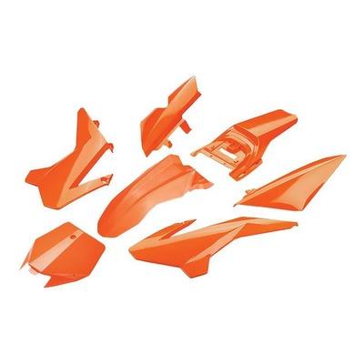 Kit plastique complet YCF 50cc à partir 2020 orange