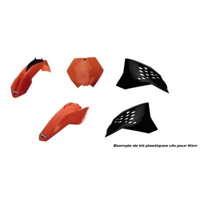 Kit plastique UFO KTM 85 SX 06-10 orange (couleur origine)