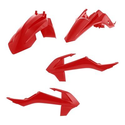 Kit plastiques Acerbis Gas Gas 65 MC 2021 rouge