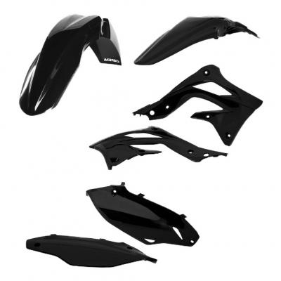 Kit plastiques Acerbis Kawasaki 450 KXF 2012 noir