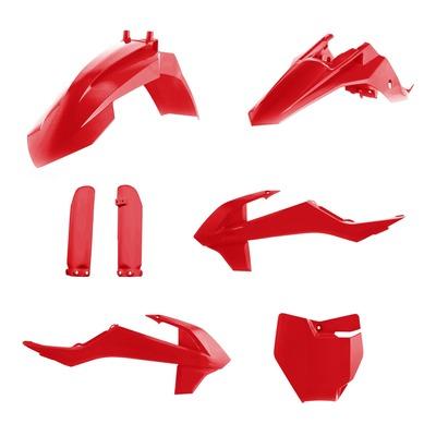 Kit plastiques complet Acerbis Gas Gas 65 MC 2021 rouge