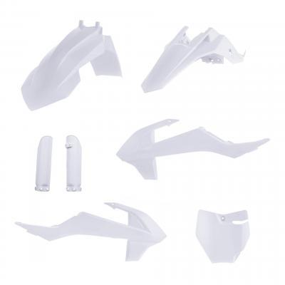 Kit plastiques complet Acerbis KTM 65 SX 19-20 (blanc2)