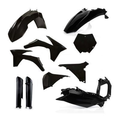 Kit plastiques complet Acerbis KTM SX-F 11-12 noir