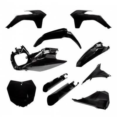 Kit plastiques complet Acerbis KTM SX-F 13-14 noir