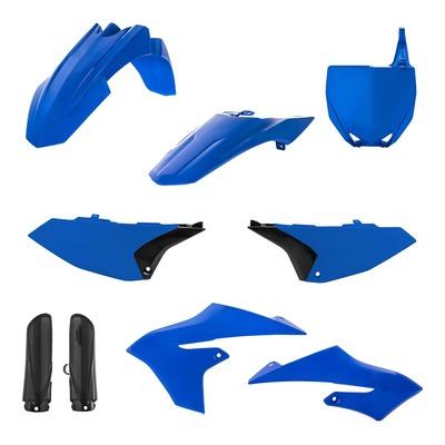 Kit plastiques complet Acerbis Yamaha 65 YZ 18-21 bleu/blanc/noir (couleur origine)