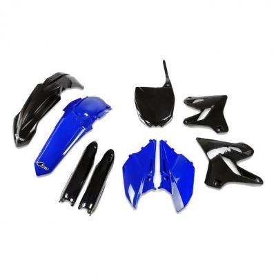 Kit plastiques complet UFO Réplica 2019 Yamaha 125 YZ 15-21 bleu/noir