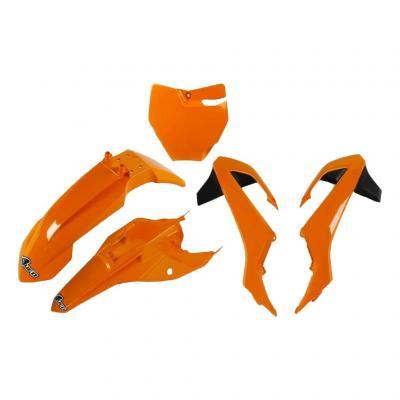 Kit plastiques UFO KTM 65 SX 16-21 orange