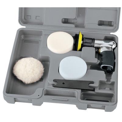 Kit polisseuse pneumatique Draper Ø75mm