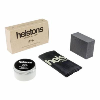 Kit produits d'entretien cuir Helstons N° 2 incolore non gras