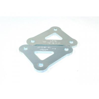 Kit rehausse de selle +25 mm Tecnium pour Aprilia RSV 1000 01-07