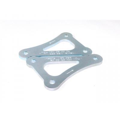 Kit rehausse de selle +25 mm Tecnium pour Honda CBR600RR 07-12