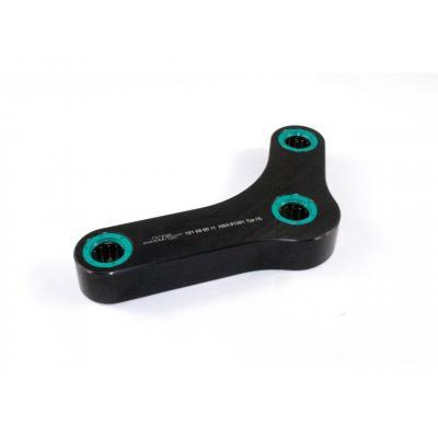 Kit rehausse de selle +30 mm Tecnium pour Yamaha MT-07 14-16