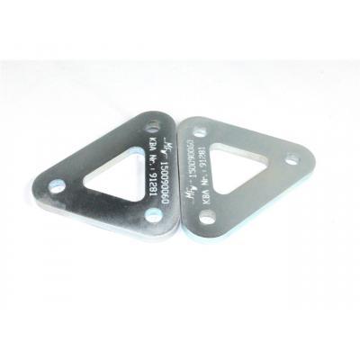 Kit rehausse de selle +40 mm Tecnium pour Yamaha WR125R 09-