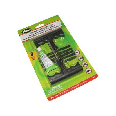 Kit réparation pour pneu tubeless Slime