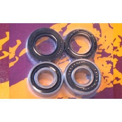 Kit roulements de roue arriere pour honda cr80/85 1988-07
