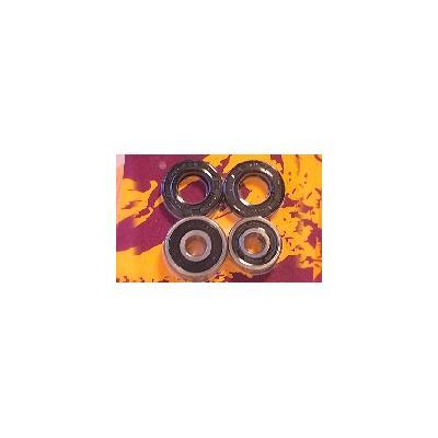 Kit roulements de roue arriere pour kawasaki kx65 2001-07