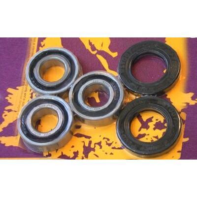 Kit roulements de roue arriere pour yamaha yz125/250 1988-98